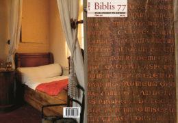 Biblis77.Omslag